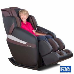 RELAXONCHAIR MK-IV Full Body Zero Gravity Shiatsu Massage Chair