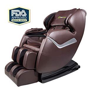 Real Relax Zero Gravity Full Body Shiatsu Electric Massage Chair