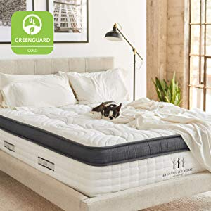 Brentwood Home Oceano Wrapped Innerspring Mattress