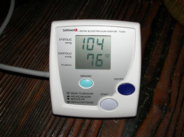 Monitor Low Blood Pressure