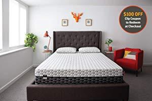Layla Sleep Memory Foam Full Mattress