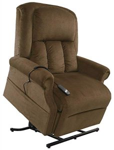 Mega Motion Easy Comfort Superior 3 Position Heavy Duty Big Lift Chair