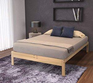 Nomad Plus Platform Bed – 957, 4.7 – Full Plus Size Bed frame