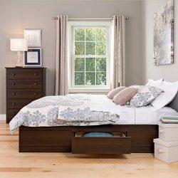 Prepac Bed Frame