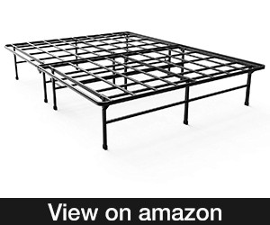 Zinus 14 Inch Elite SmartBase Mattress Foundation