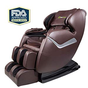 Real Relax Zero Gravity Full Body Shiatsu Electric Massage Chair